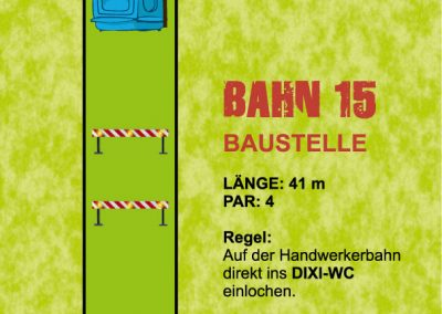 Bahn 15